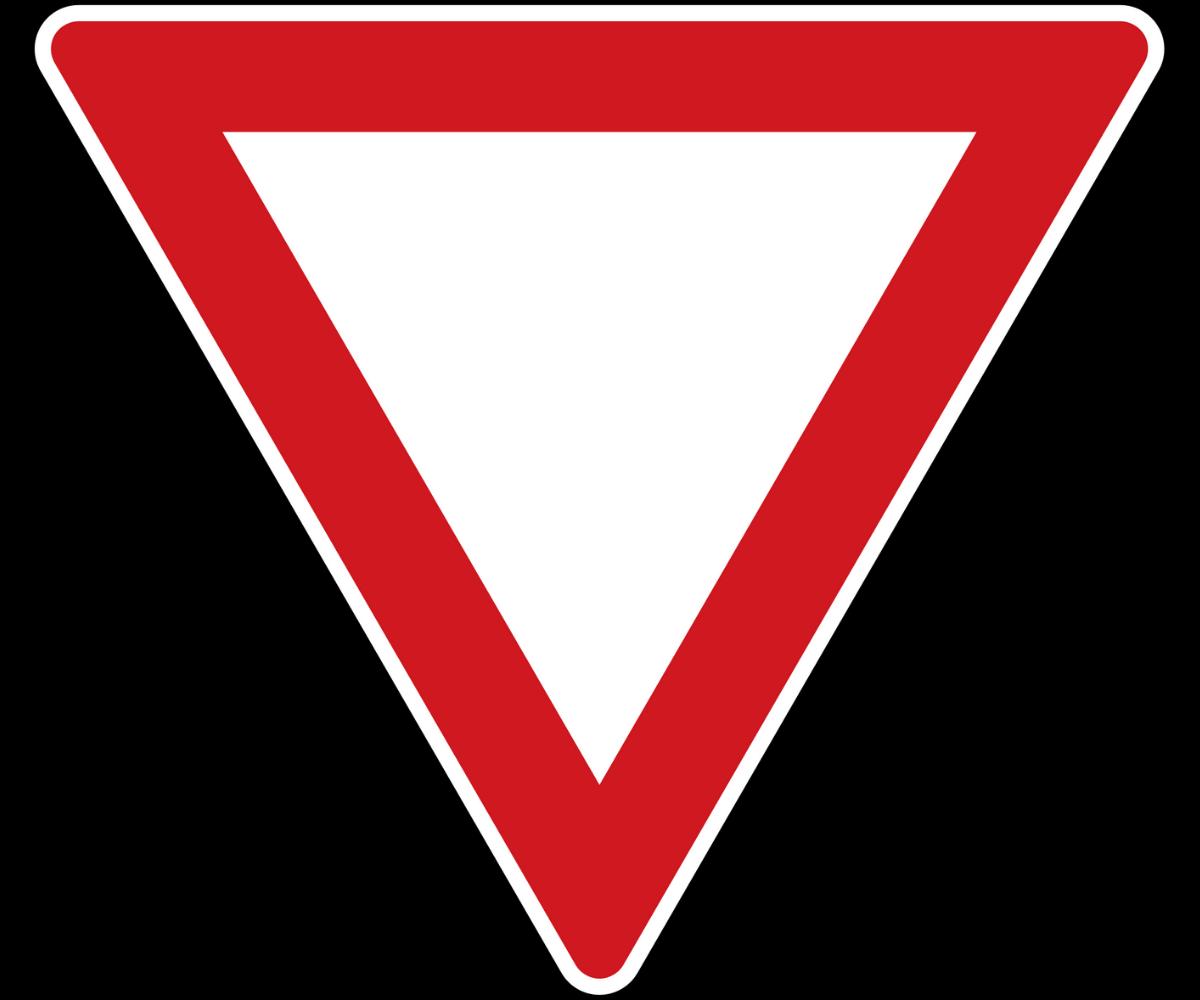 Dopravní značka znamená